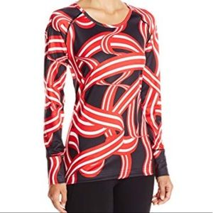 Hot Chilly'sWoman Chamois Print Scoop Top